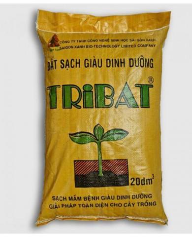 Đất sạch Tribat 20dm3